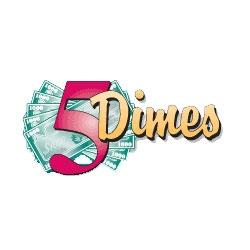 5 dimes